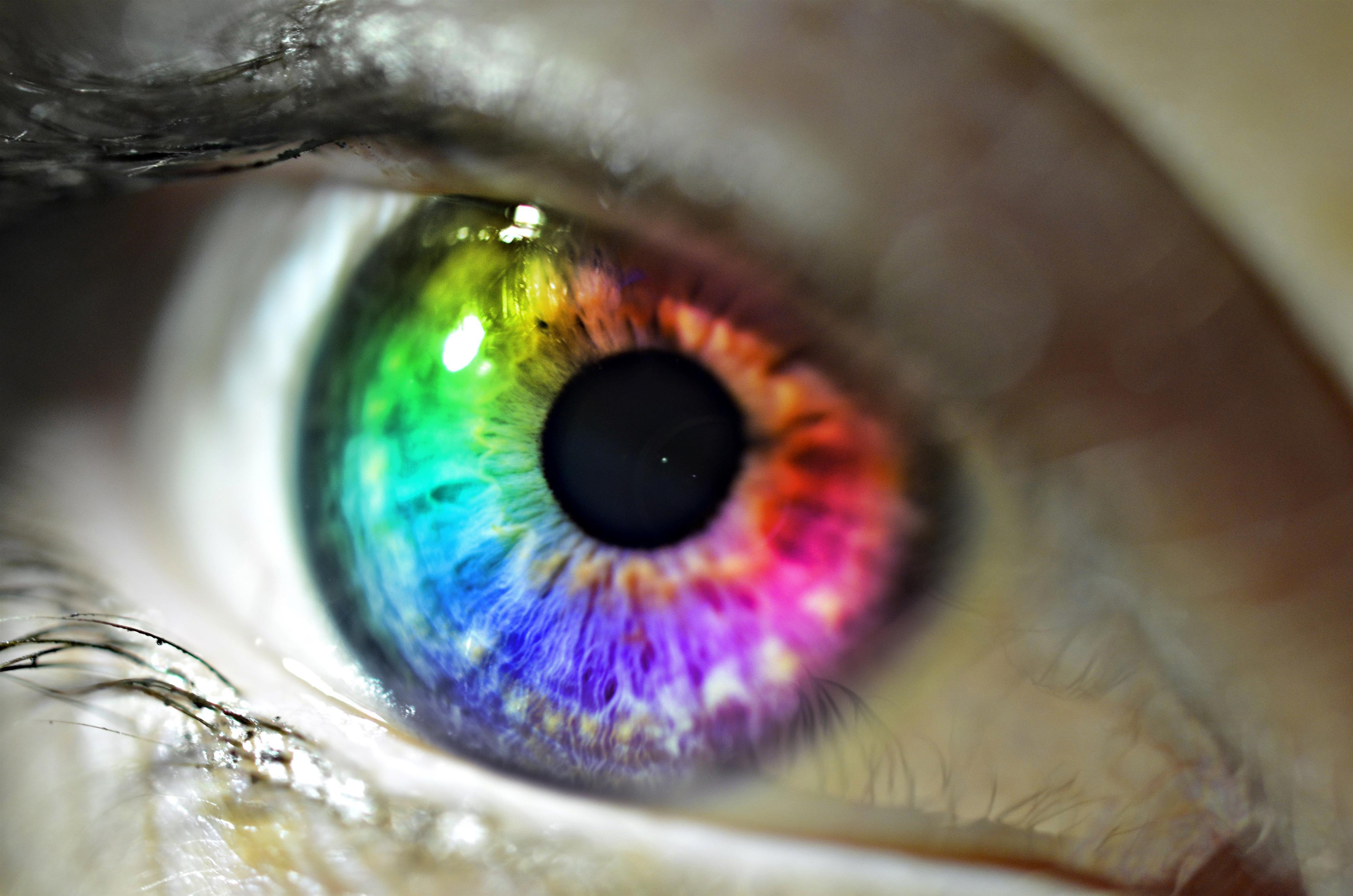 colour eye